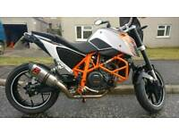 KTM Duke 690, 2013 Great condition