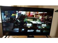 LG 42 inch LED tv & LG Soundbar With Sub.