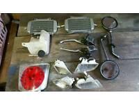 Vespa GT Spare Parts 2004