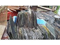 RECLAIMED SLATES BOX OF VARIOUS SIZES ,IDEAL FOR PROJECT OR CRAFTS