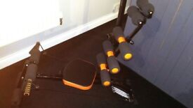 Abs Chair Abdominal Fitness Multi 6 Gym Trainer Exerciser