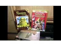 Shrek 1/2/3