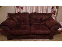 Three seater sofa for free