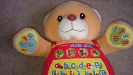 Vtech Alfie Interactive Bear