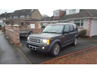 LAND ROVER DISCOVERY 3 TDV6 7 SEATER ***£3950***NO MORE PRICE DROPS***