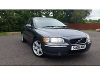 volvo s 60 2.4 d5 diesel new timing belt oil and filters service history or swap