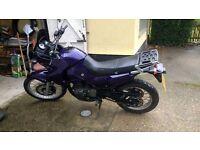 Kawasaki 10 months mot