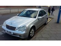 MERCEDES C180 KOMPRESSOR FOR SALE