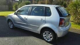 2007 Volkswagen Polo full MOT