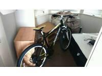 Boardman 27.5 inch mens mountain bike