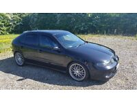 Seat Leon Cupra R Rep * Show Car * Over £7K of Mod's * FSH * Low Mileage * Stunning One Off!!