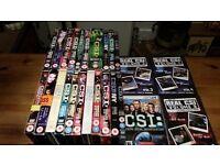 20+ C.S.I dvds
