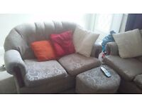 Free to good home 3+2 seater sofas
