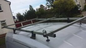 VAUXHALL COMBO ROOF TRADE RACK