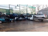 WANTED SCRAP CARS BEST PRICES PAID!!!