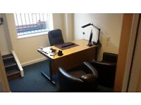 Office to rent including all bills