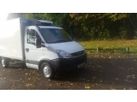2010 Iveco Daily 35S11 2.3 Turbo Diesel Chassis Cab/Hubbard Fridge/Freezer Van Fully Working, NO VAT