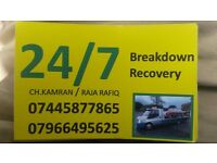 Very Cheap 24/7 Breakdown Recovery