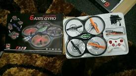 RC QUOD-COPTER 6 AXIS GYRO G523