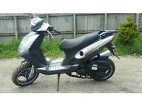 Keeway 125 scooter moped drive away 12 month mot runs good