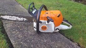 Stihl ms 441c petrol chainsaw