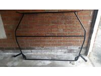Rav 4 full length dog guard hardly used as just bought different car