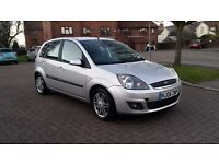 06 Fiesta 1.4 GHIA - // FSH, 2 owners, 2 keys, Leather, IMMACULATE INSIDE!!//