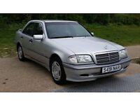 Mercedes Benz C class 50000 miles must be seen