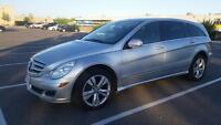 2006 MERCEDES-BENZ R500 147K CLEAN 4MATICLOADED/PANORAMIC