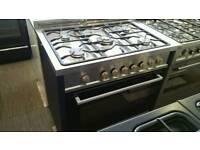 Matrix 90cm range cooker hardly used !!