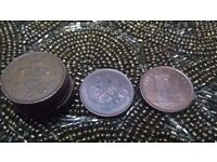 2p coins. Rare coins.
