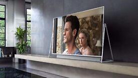 Panasonic TX50DX802B Black - 50Inch 4K Ultra HD TV, Smart, LED, Active 3D Ex-Display/New