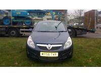 Vauxhall cors 1.2 Petrol