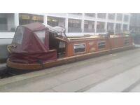 Narrowboat, Springer 18,995 ONO