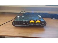 Line 6 Toneport UX2 audio interface recording device