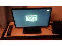 LOGIC 22 INCH LED TV MINT CONDITION