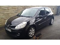 Renault Clio 08/ 2008 Dynamique 1.2 S TCE 3dr STUNNING CONDITION THROUGHOUT