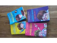 Horrid Henry books x4