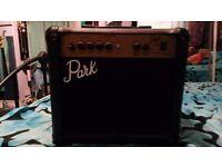 Park/Marshall G10 Amp,