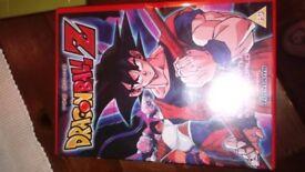 dragon ball z dvd