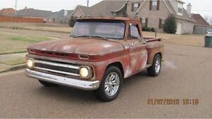 Wanted 1955-66 Chevy pickup