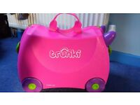 Pink Trunki, Excellent condition, hardly used.