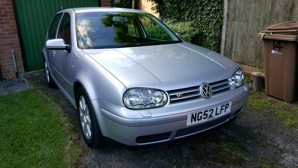 2002 vw golf 2 8 v6 4motion in oxford oxfordshire gumtree. Black Bedroom Furniture Sets. Home Design Ideas