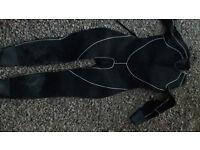 Full Length wet suit