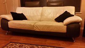 Retro style sofa's