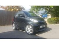 SMART FORTWO 0.8 CDI DIESEL PULSE 2012 *PADDLE SHIFT, LEATHERS & A/C* £0 TAX