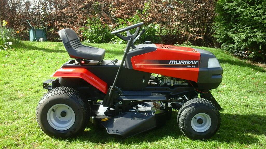 Murray Ride On Lawn Mower As New Condition Lawn Tractor