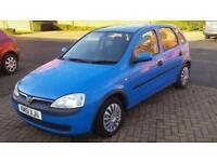 Vauxhall Corsa 1.2 Comfort 16v 5 Door