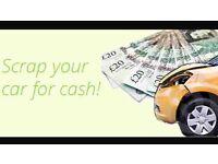 Scrap my car in Tottenham North London cash paid today