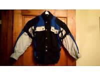 Child's motorbike jacket